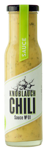 Gepp's Knoblauch Chili Sauce 250ml