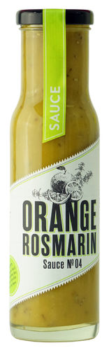 Gepp's Orange Rosmarin Sauce 250ml