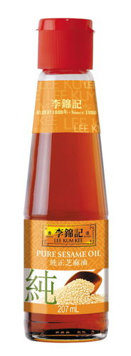 Lee Kum Kee Sesamöl 100% 207ml