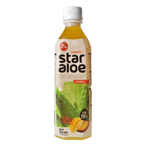 Star Aloe Mango 500ml