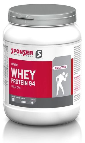 Sponser Whey Protein 94 Neutral 850g