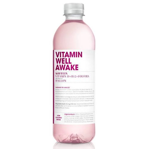Vitamin Well Awake 500ml