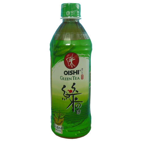 Oishi Green Tea Original Carton 24x500ml
