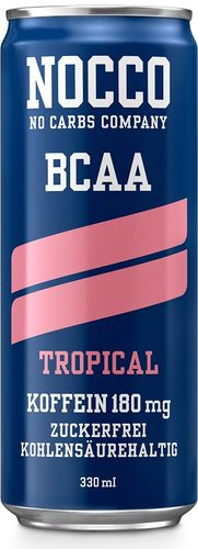 NOCCO BCAA Tropical 330ml