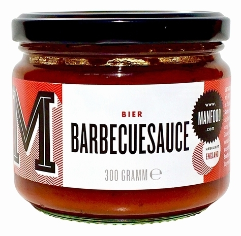 Bier Barbecue Sauce 300g