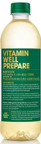 Vitamin Well Prepare 500ml