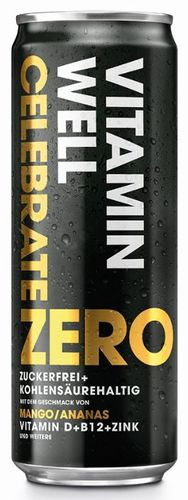 Vitamin Well ZERO Celebrate 355ml