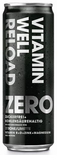 Vitamin Well ZERO Reload 355ml