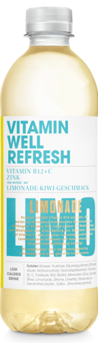 Vitamin Well Refresh 500ml